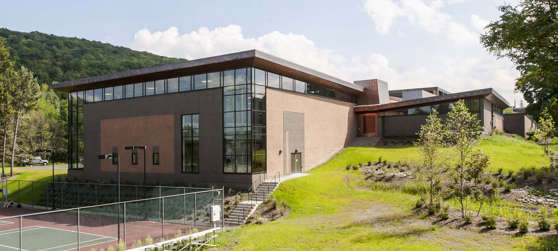 Alfred University Health Amp Wellness Center Holt Architects