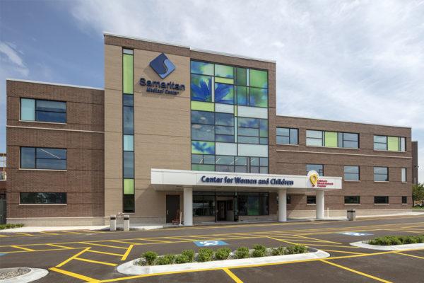 Samaritan Medical Center Center for Women and Children
