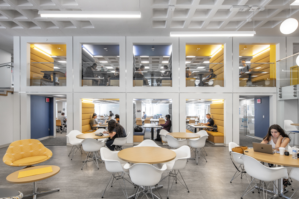 University of Rochester | iZone - Holt Architects