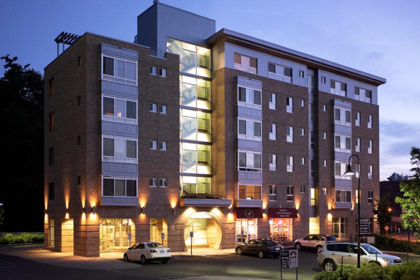 Travis Hyde Properties Gateway Commons Mixed Use Development