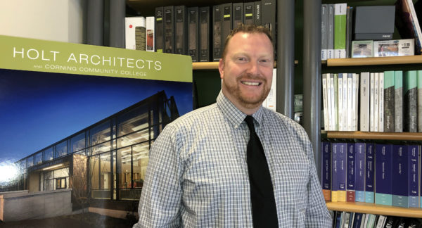Rob Shutts joins HOLT Architects