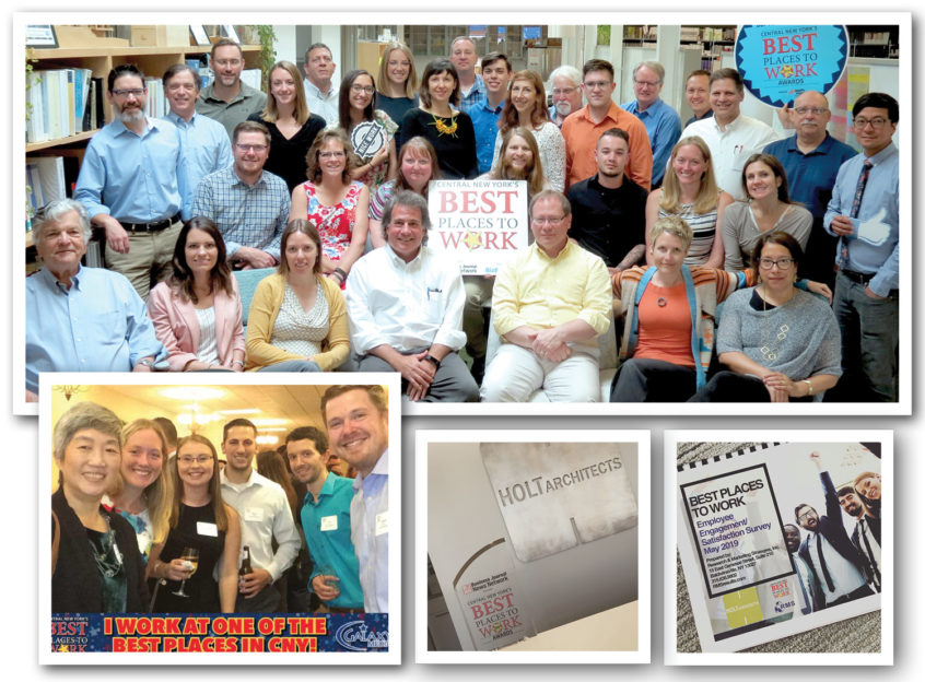 HOLT Architects Earns 7th Best Places to Work Award!