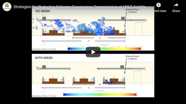 Screenshot of CFD Simulation